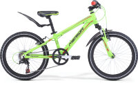 "17 Merida Matts J20 Boy К:20"" Р:One Size Green/Red/Black (20000"